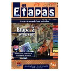 Etapas 2 Podręcznik + ćwiczenia + CD audio (opr. miękka)