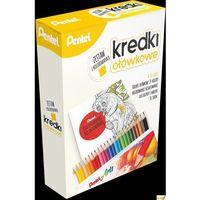 Kolorowanki, Zestaw CB8-24 kredki+kolorowanka