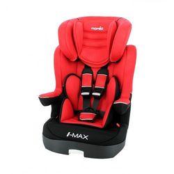 Nania fotelik samochodowy I-Max SP Luxe, 9-36 kg Red - BEZPŁATNY ODBIÓR: WROCŁAW!