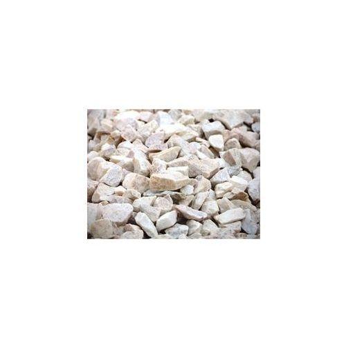 Kamień, Dolpol Grys Marmurowy Biały 10-16mm 5kg