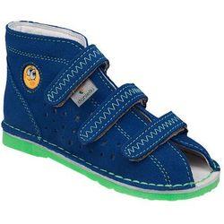 Kapcie profilaktyczne buty DANIELKI T105E T115E Blue Zielony - Niebieski ||Granatowy ||Zielony ||Multikolor