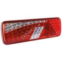Lampy tylne, Lampa tylna zespolona LED do przyczepy 6, lewa + Bezpłatna natychmiastowa gwarancja wymiany!
