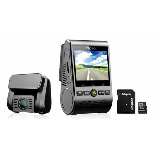 Rejestratory samochodowe, Viofo A129 Duo GPS