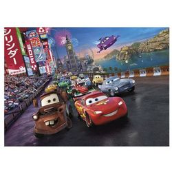 Fototapeta CARS RACE 254 x 184 cm