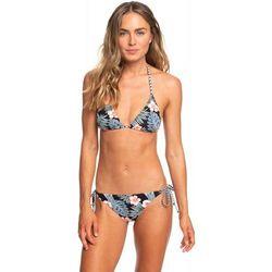 ROXY strój dwuczęściowy Pt Be Cl Tt Tss J Kvj8 Anthracite Tropicalababa Swim XL