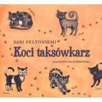 Audiobooki, Koci taksówkarz. Książka audio na CD - Sari Peltoniemi