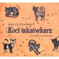 Koci taksówkarz. Książka audio na CD - Sari Peltoniemi