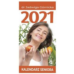 Kalendarz 2021 Seniora KR 1 - Górnicka Jadwiga (opr. miękka)