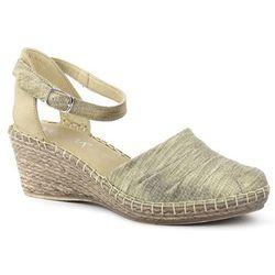 Sandały damskie Venezia 8103 ZŁOTY