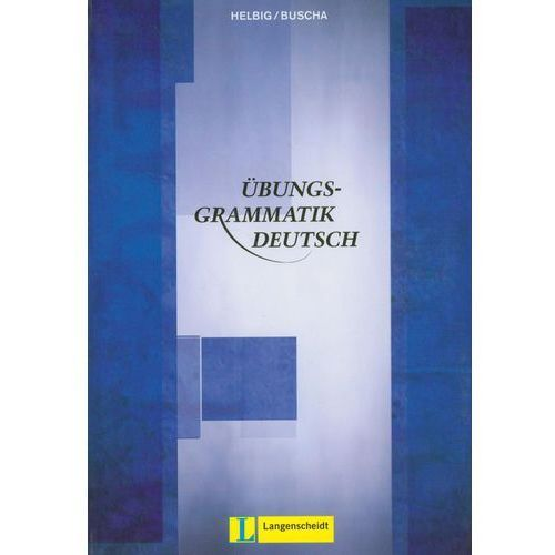 Językoznawstwo, Ubungsgrammatik Deutsch (opr. miękka)
