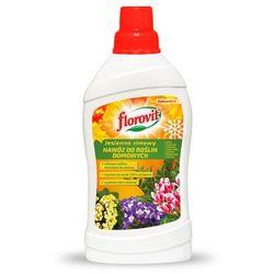 Nawóz jesienno-zimowy do kwiatów domowych Florovit : Pojemność - 1 l