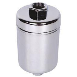 "Filtr prysznicowy CHROM 1/2"" 5,3 l/min śr. 50 mm śr. 5 EQUATION"