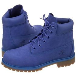 Trapery Timberland 6 In Premium WP Boot Royal Blue A1MM5 (TI53-g)