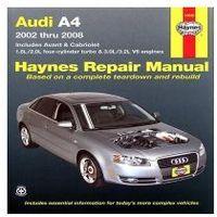 Biblioteka motoryzacji, Audi A4 (2002 do 2008) (USA)
