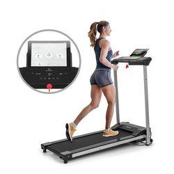 KLARFIT Treado Active, bieżnia, 1 KM, 10 km/h, 36 x 100 cm, bluetooth, ekran dotykowy