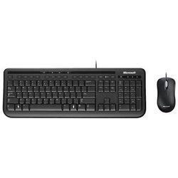Microsoft Wired Desktop 600 - Zestaw klawiatura i mysz -