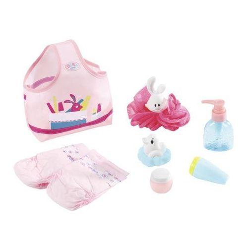 Pozostałe lalki i akcesoria, Baby Born Zestaw akcesoriów kąpielowych dla lalki
