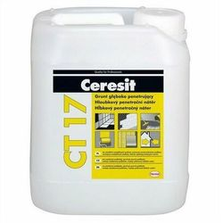 Grunt głęboko penetrujący CERESIT CT17 5L bezbarwny