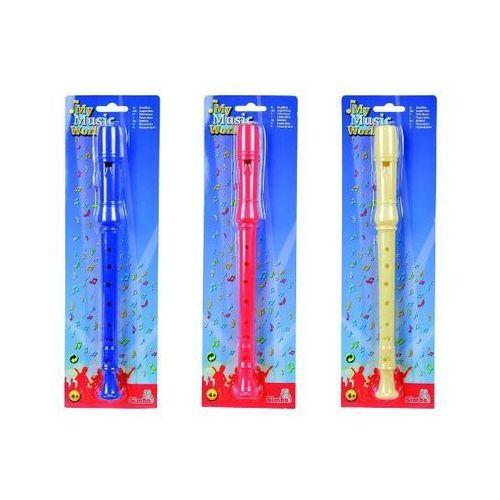 Instrumenty dla dzieci, MMW Flet plastikowy