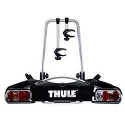 Thule EuroWay G2 920 bagażnik na rowery szary/czarny 2014 Bagażniki samochodowe na rower