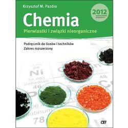 Chemia Pierwiastki i związki nieorganiczne Podręcznik (opr. miękka)