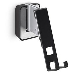 Uchwyt ścienny na głośniki Vogel´s 73202235 SOUND 4201, Uchylny+Przenośny, 2 kg, czarny, 1 szt.