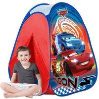 Domki i namioty dla dzieci, JOHN Namiot Samorozkładający się Auta