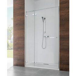 Radaway Euphoria DWJ drzwi wnękowe 110 lewe szkło przejrzyste wys. 200 cm. 383812-01L/383212-01L
