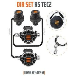 Tecline Dir Set R5 TEC2 - EN250:2014