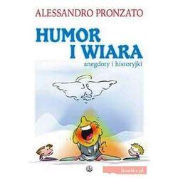 Humor i wiara - Alessandro Pronzato (opr. miękka)