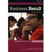 Książki do nauki języka, Business Result 2E Advanced SB + online practice - Praca zbiorowa (opr. broszurowa)