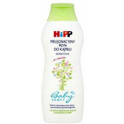 Hipp Kosmetyki dla niemowląt i dzieci Płyn do kąpieli babybad 350.0 ml