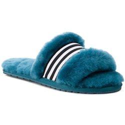 Kapcie EMU AUSTRALIA - Wrenlette W11634 Teal/Turquoise