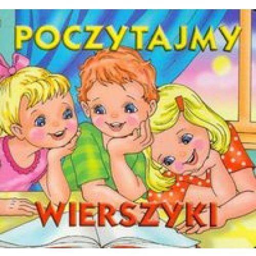 Książki dla dzieci, Poczytajmy wierszyki (opr. twarda)