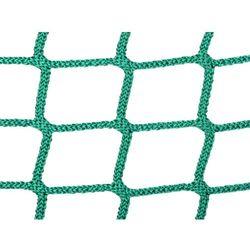 Wzmocniona polipropylenowa siatka na piłkochwyty oczka 80x80 mm splot 5 mm