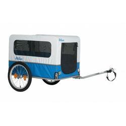 Przyczepka rowerowa dla psa towarowa XLC DOGGY Van duża BS-L04