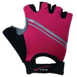 Rękawiczki dziecięce Vivo różowe SB-01-5452