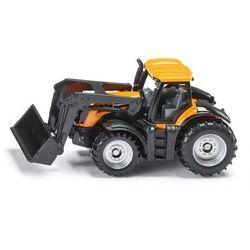 Siku 13 - Traktor JCB z przednią ładowarką