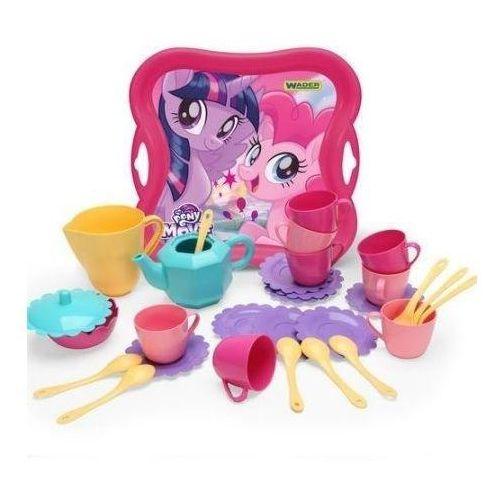 Pozostałe zabawki, My Little Pony - Zestaw do kawy 30 elementów