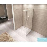 Ścianki prysznicowe, AERO Ścianka Walk-In 90x195, szkło transparentne + powłoka Easy Clean