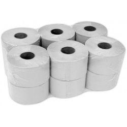 Papier toaletowy Jumbo standard szary x12szt.