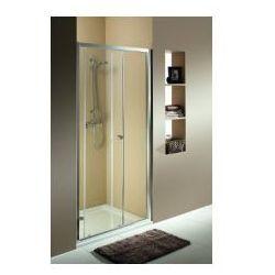 KOŁO drzwi First 120 rozsuwane, szkło przezroczyste ZDDS12222003
