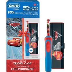 Szczoteczka rotacyjna ORAL-B Vitality Cars + Zamów z DOSTAWĄ W PONIEDZIAŁEK!