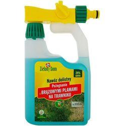 Pożegnanie z brązowymi plamami na trawniku Zielony Dom : Pojemność - 950 ml