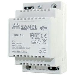 Transformator TRM-12 230/12V AC 15VA Exta ZAMEL