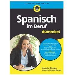 Spanisch im Beruf für Dummies, m. Audio-CD Görrissen, Margarita