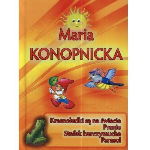 Książki dla dzieci, Krasnoludki sa na świecie Pranie Stefek burczymucha Parasol (opr. twarda)