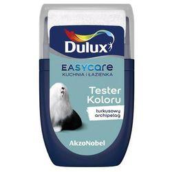 Tester farby EASYCARE KUCHNIA I ŁAZIENKA 30 ml Turkusowy archipelag DULUX