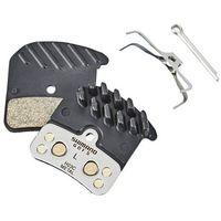 Pozostałe części rowerowe, Shimano H03C Ice-Tech Klocki hamulcowe metal 2020 Klocki do hamulców tarczowych Przy złożeniu zamówienia do godziny 16 ( od Pon. do Pt., wszystkie metody płatności z wyjątkiem przelewu bankowego), wysyłka odbędzie się tego samego dnia.