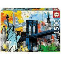 Puzzle, Puzzle 1500 elementów, Miejska wolność - DARMOWA DOSTAWA OD 199 ZŁ!!!